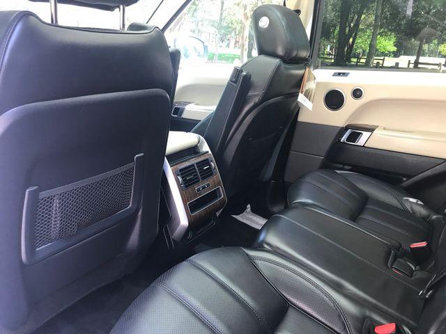 2015 Land Rover Range Rover Sport HSE Engine: 3.0L V6 Supercharged Leesburg, Virginia 17