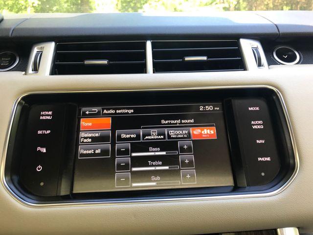 2015 Land Rover Range Rover Sport HSE Engine: 3.0L V6 Supercharged Leesburg, Virginia 38