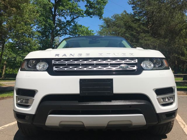 2015 Land Rover Range Rover Sport HSE Engine: 3.0L V6 Supercharged Leesburg, Virginia 10