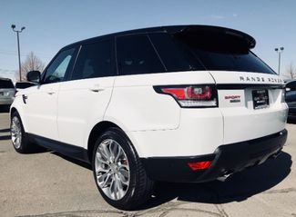 2015 Land Rover Range Rover Sport Supercharged LINDON, UT 2
