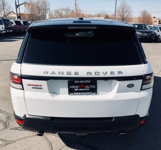 2015 Land Rover Range Rover Sport Supercharged LINDON, UT 3