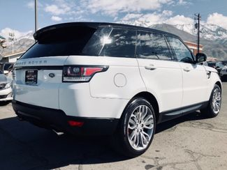 2015 Land Rover Range Rover Sport Supercharged LINDON, UT 4