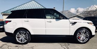 2015 Land Rover Range Rover Sport Supercharged LINDON, UT 5