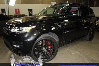 2015 Land Rover Range Rover Sport Autobiography | Tempe, AZ | ICONIC MOTORCARS, Inc. in Tempe AZ