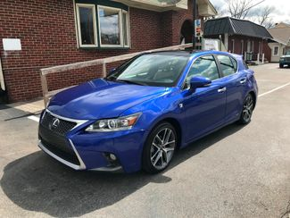 2015 Lexus CT 200h Hybrid Knoxville , Tennessee 13