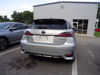2015 Lexus CT 200h Hybrid. F SPORT PKG. NAVIGATION SEFFNER, Florida 11