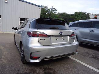 2015 Lexus CT 200h Hybrid. F SPORT PKG. NAVIGATION SEFFNER, Florida 8