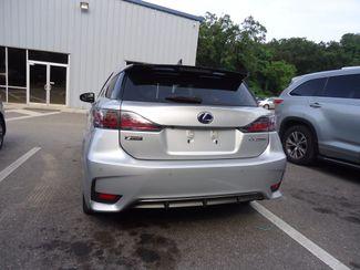 2015 Lexus CT 200h Hybrid. F SPORT PKG. NAVIGATION SEFFNER, Florida 9