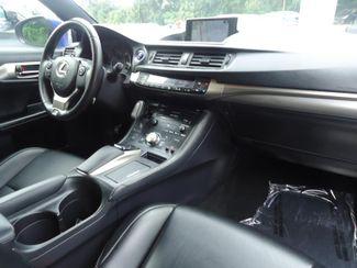 2015 Lexus CT 200h Hybrid F SPORT PKG. NAVIGATION. CAMERA SEFFNER, Florida 17