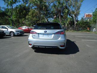 2015 Lexus CT 200h Hybrid. F SPORT PKG. NAVIGATION SEFFNER, Florida 16