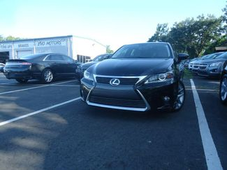 2015 Lexus CT 200h Hybrid SEFFNER, Florida 6