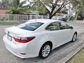 2015 Lexus ES 300h Hybrid Miami, Florida 7