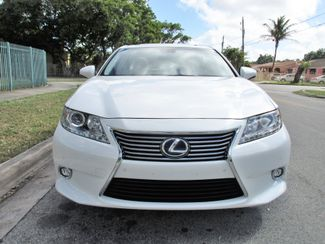 2015 Lexus ES 300h Hybrid Miami, Florida 9