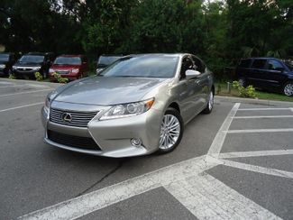 2015 Lexus ES 350 LUXURY. NAVIGATION. AIR COOLED-HTD SEATS SEFFNER, Florida 6