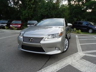 2015 Lexus ES 350 LUXURY. NAVIGATION. AIR COOLED-HTD SEATS SEFFNER, Florida 7