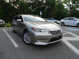 2015 Lexus ES 350 LUXURY. NAVIGATION. AIR COOLED-HTD SEATS SEFFNER, Florida 8