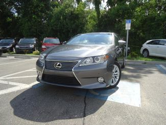 2015 Lexus ES 350 LUXURY. AIR COOLED-HTD SEATS. BLIND SPOT SEFFNER, Florida 5