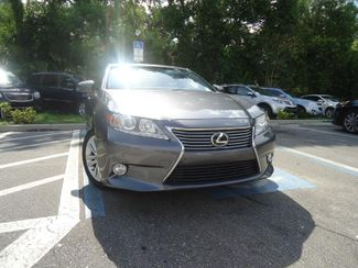 2015 Lexus ES 350 LUXURY. AIR COOLED-HTD SEATS. BLIND SPOT SEFFNER, Florida 8