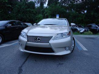 2015 Lexus ES 350 LUXURY. AIR COOLED-HTD SEATS SEFFNER, Florida 6