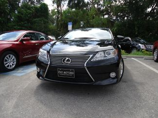 2015 Lexus ES 350 AIR COOLED-HTD SEATS. BLIND SPOT SEFFNER, Florida 2