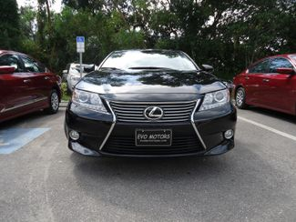 2015 Lexus ES 350 AIR COOLED-HTD SEATS. BLIND SPOT SEFFNER, Florida 3