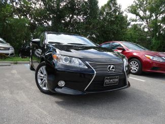 2015 Lexus ES 350 AIR COOLED-HTD SEATS. BLIND SPOT SEFFNER, Florida 4