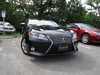 2015 Lexus ES 350 AIR COOLED-HTD SEATS. BLIND SPOT SEFFNER, Florida 5