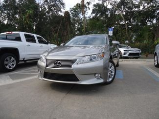 2015 Lexus ES 350 LUXURY. AIR COOLED-HTD SEATS SEFFNER, Florida 5