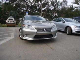 2015 Lexus ES 350 LUXURY. AIR COOLED-HTD SEATS SEFFNER, Florida 8