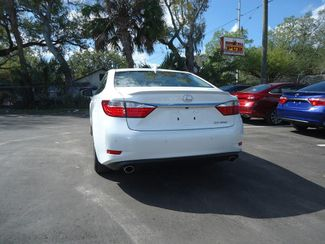 2015 Lexus ES 350 LUXURY NAVIGATION. AIR COOLED AND HTD SEATS. SEFFNER, Florida 10