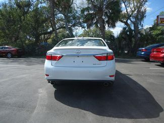 2015 Lexus ES 350 LUXURY NAVIGATION. AIR COOLED AND HTD SEATS. SEFFNER, Florida 13
