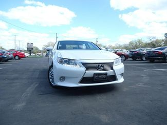 2015 Lexus ES 350 LUXURY NAVIGATION. AIR COOLED AND HTD SEATS. SEFFNER, Florida 8