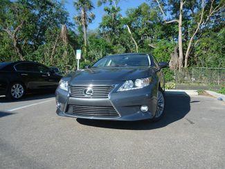 2015 Lexus ES 350 LUXURY. NAVIGATION. AIR COOLED-HTD SEATS SEFFNER, Florida