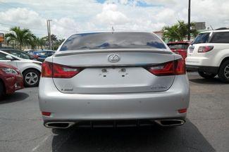 2015 Lexus GS 350 Hialeah, Florida 4