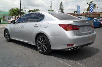 2015 Lexus GS 350 Hialeah, Florida 5