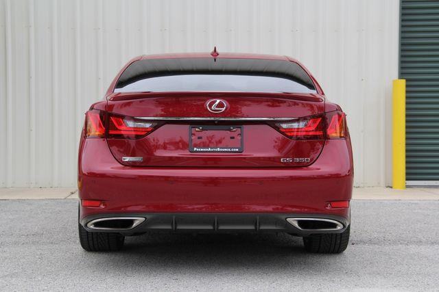 2015 Lexus GS 350 F SPORT Jacksonville , FL 22