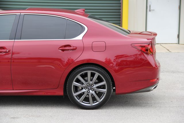 2015 Lexus GS 350 F SPORT Jacksonville , FL 8
