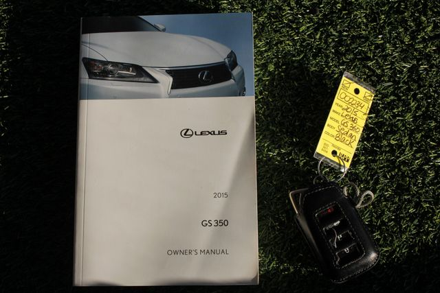 2015 Lexus GS 350 RWD - NAVIGATION - SUNROOF - SERVICE RECORD! Mooresville , NC 19