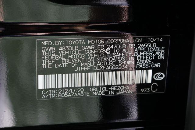 2015 Lexus GS 350 RWD - NAVIGATION - SUNROOF - SERVICE RECORD! Mooresville , NC 46