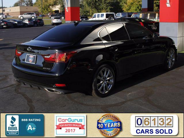 2015 Lexus GS 350 RWD - NAVIGATION - SUNROOF - SERVICE RECORD! Mooresville , NC 2