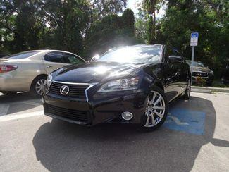 2015 Lexus GS 350 LUXURY PKG. NAVIGATION. AIR COOLED-HTD SEATS SEFFNER, Florida 6