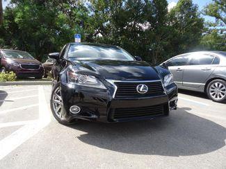 2015 Lexus GS 350 LUXURY PKG. NAVIGATION. AIR COOLED-HTD SEATS SEFFNER, Florida 9