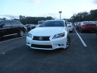2015 Lexus GS 350 LUXURY PKG. NAVIGATION. AIR COOLE-HTD SEATS SEFFNER, Florida 7