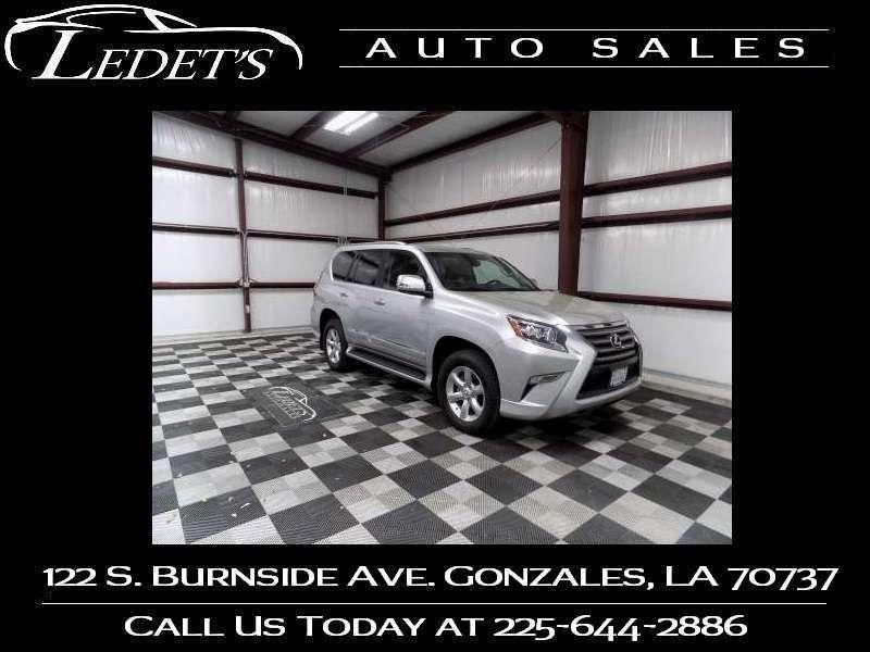 2015 Lexus GX 460  - Ledet's Auto Sales Gonzales_state_zip in Gonzales Louisiana