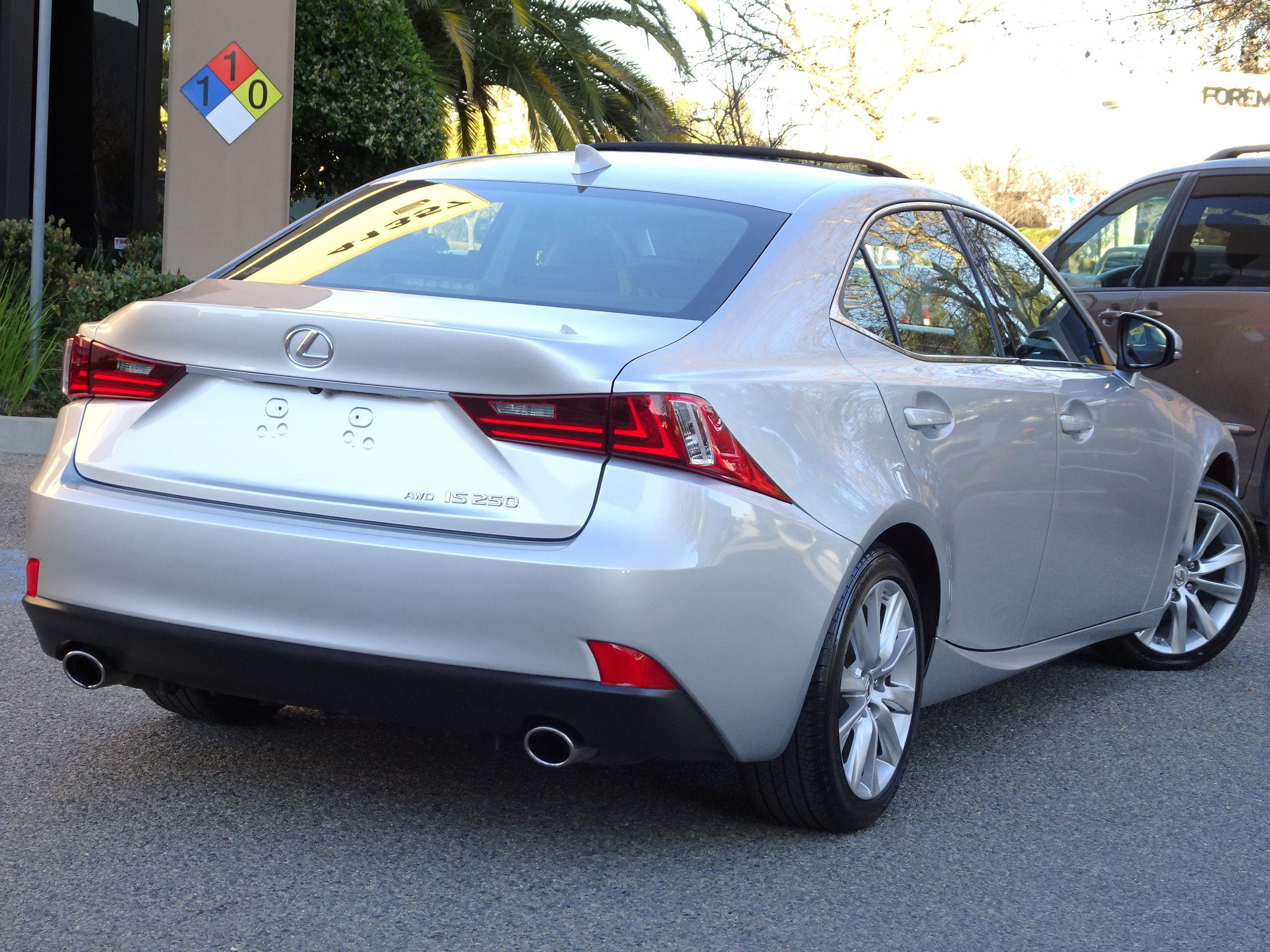 2015 Lexus IS 250 - 1 OWNER - PREMIUM PKG - REAR VIEW CAMERA - LEASE ...