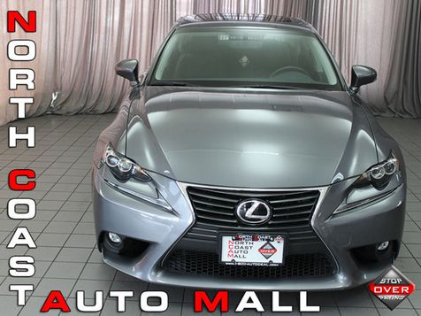 2015 Lexus IS 250 4dr Sport Sedan Automatic AWD in Akron, OH