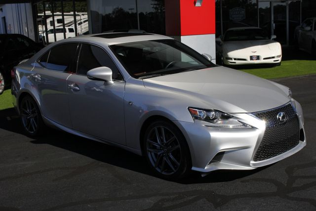 2015 Lexus IS 250 RWD F SPORT -  NEW TIRES - BLIS! Mooresville , NC 22