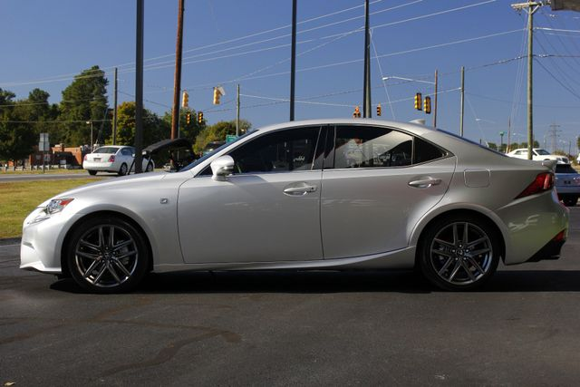 2015 Lexus IS 250 RWD F SPORT -  NEW TIRES - BLIS! Mooresville , NC 16