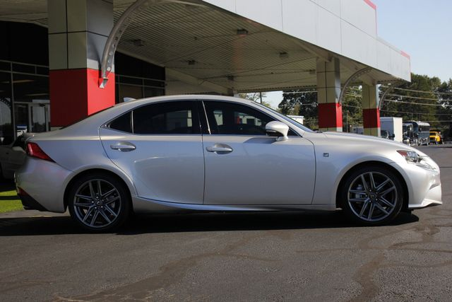 2015 Lexus IS 250 RWD F SPORT -  NEW TIRES - BLIS! Mooresville , NC 15