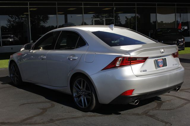 2015 Lexus IS 250 RWD F SPORT -  NEW TIRES - BLIS! Mooresville , NC 25